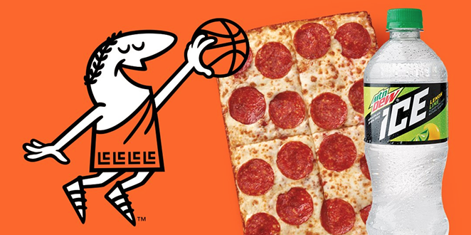 TWITTER / LITTLE CAESAR'S