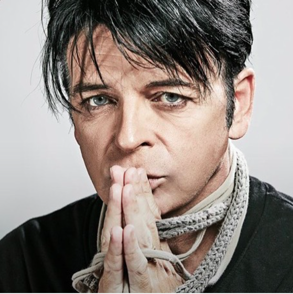 Gary Numan's latest LP is a concept album about the meeting of Eastern and Western cultures in a post-apocalyptic world. - VIA GARY NUMAN'S INSTRAGRAM