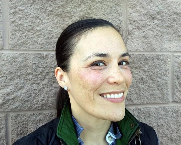 Gina Ortiz Jones - JADE ESTEBAN ESTRADA