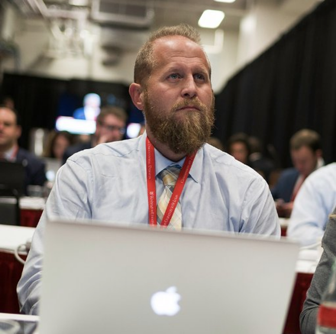 Trump 2020 Campaign Manager Brad Parscale sure likes to tweet, and often in the style of his boss. - TWITTER / BRAD PARSCALE