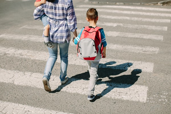 A new report on police referrals in Texas' public schools indicates younger kids may account for much of the recent rate increase. - SHUTTERSTOCK