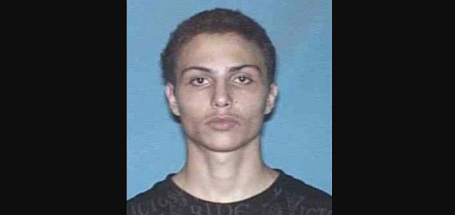Public masturbator Terrence Palumbo, 27 - SAN ANTONIO POLICE DEPARTMENT