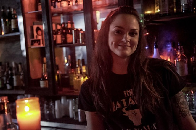 RIP, Phantom Room. Howdy, Lonesome Rose;  Hillary Woodhouse will join the bar as a partner, she's previously worked at The Squeezebox, The Esquire and The Brooklynite. - JESS ELIZARRARAS