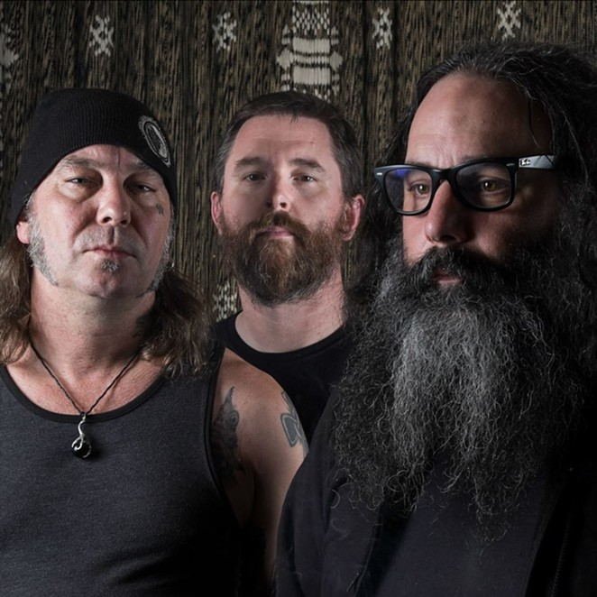 Sleep: These three gents know their way around a riff. - COURTESY PHOTO