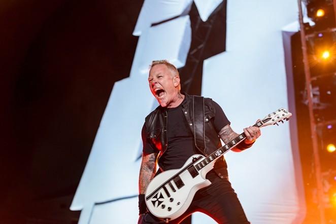 Metallica - JAIME MONZON