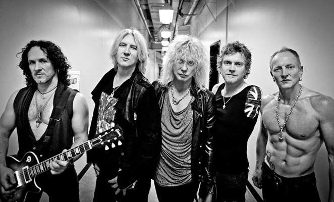 Def Leppard - ASH NEWELL PHOTOGRAPHY