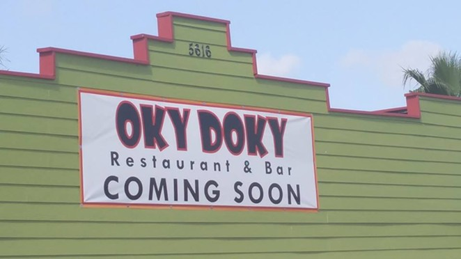 FACEBOOK/OKYDOKYRESTAURANT