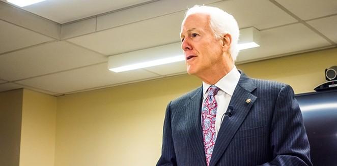 John Cornyn, R-Texas, is a member of the Senate Judiciary Committee. - SHUTTERSTOCK
