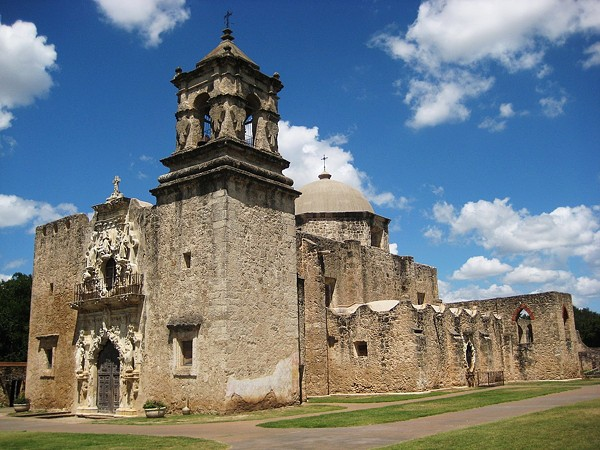 San Antonio Missions National Historical Park is just one South Texas landmark that's benefitted from LWCF spending. - TRAVIS WITT