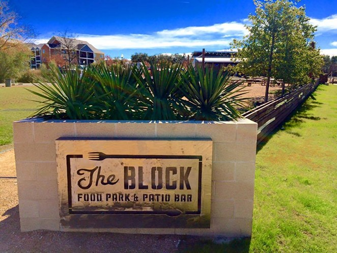 THE BLOCK SA/FACEBOOK