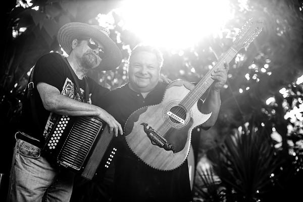 Juan & Armando Tejeda - COURTESY