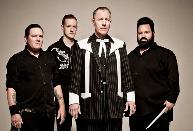 FACEBOOK, REVEREND HORTON HEAT