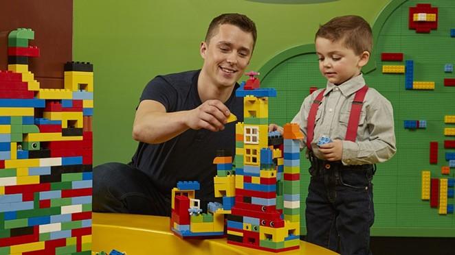 COURTESY OF LEGOLANDDISCOVERYCENTER.COM