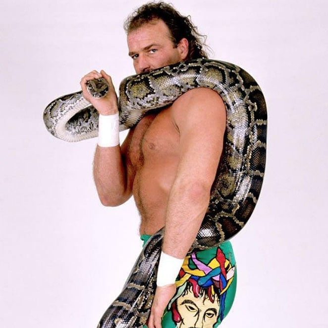 3da1fee0362638 WWE Hall of Famer Jake 'The Snake' Roberts Bringing Comedy Tour to ...