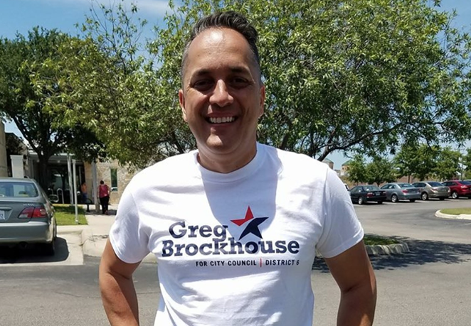 Councilman Greg Brockhouse has been a frequent critic of both Mayor Ron Nirenberg and City Manager Sheryl Sculley. - FACEBOOK / COUNCILMAN GREG BROCKHOUSE
