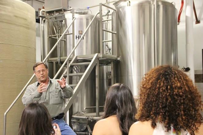 Rebecca Creek Distillery - COURTESY OF REBECCA CREEK DISTILLERY