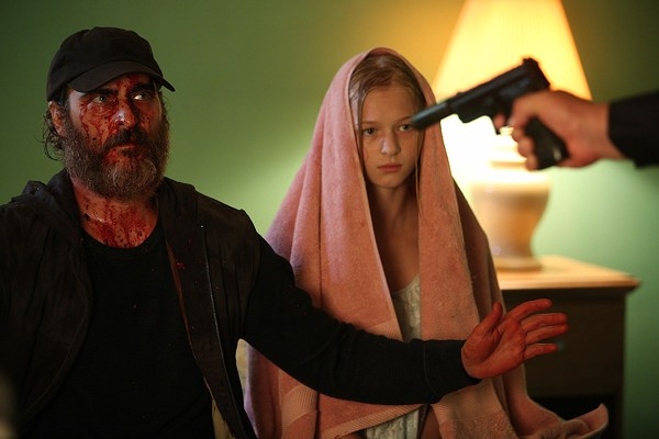 You Were Never Really Here - AMAZON STUDIOS