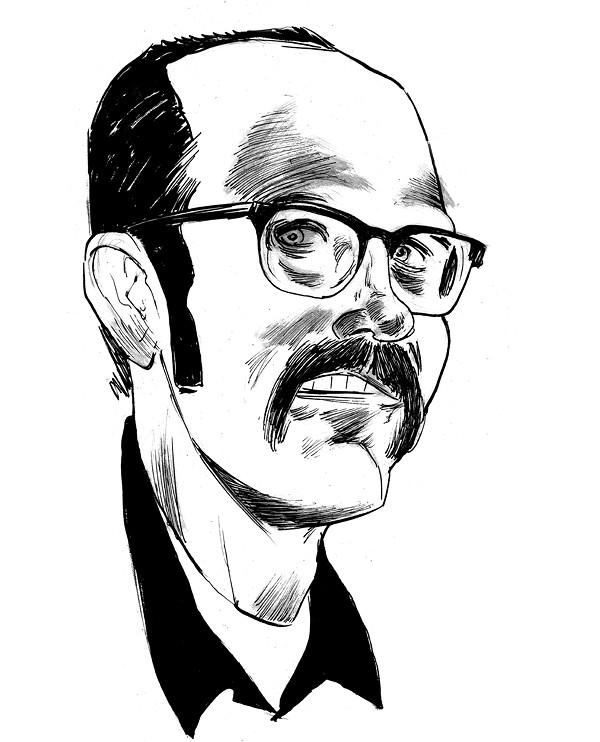 Ted Dabney - GREG HOUSTON