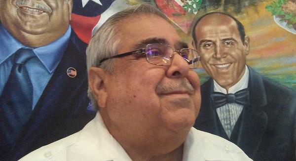 Paul Elizondo in November was elected to this ninth consecutive term as Bexar County commissioner. - JADE ESTEBAN ESTRADA