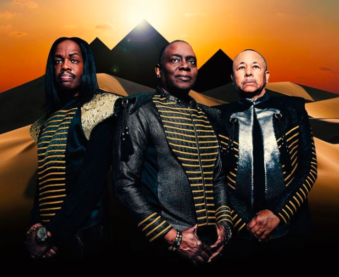 COURTESY OF EARTH, WIND & FIRE