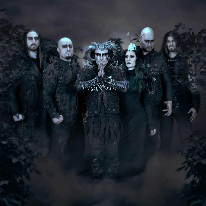 FACEBOOK, CRADLE OF FILTH