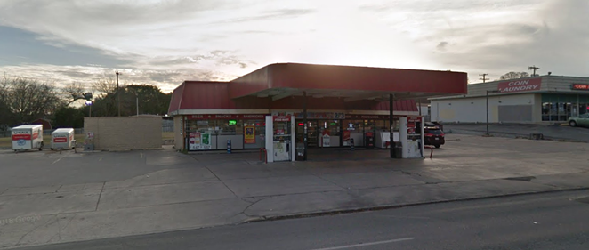 Evers Food Mart is located on the city's Northwest side near Leon Valley. - GOOGLE MAPS