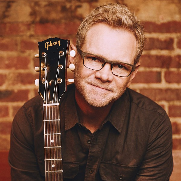 COURTESY OF STEVEN CURTIS CHAPMAN