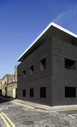 THE DIRTY HOUSE / ADJAYE ASSOCIATES