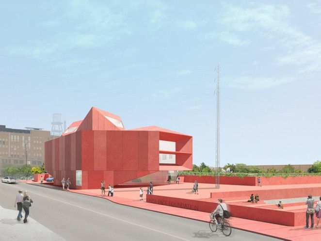 RUBY CITY RENDERING / ADJAYE ASSOCIATES