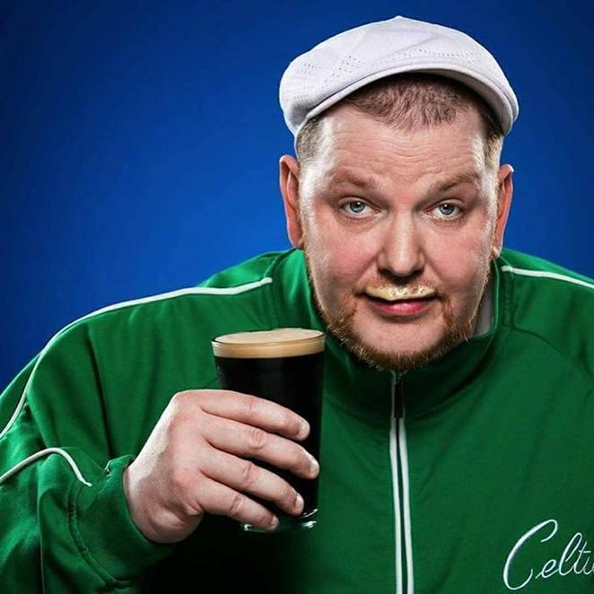 BIG IRISH JAY HOLLINGSWORTH/BIGIRISHJAY.COM