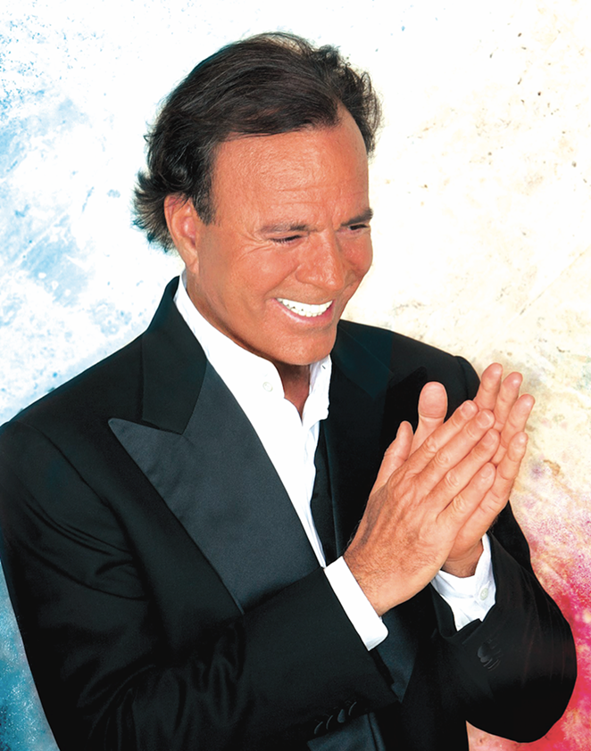 COURTESY OF JULIO IGLESIAS