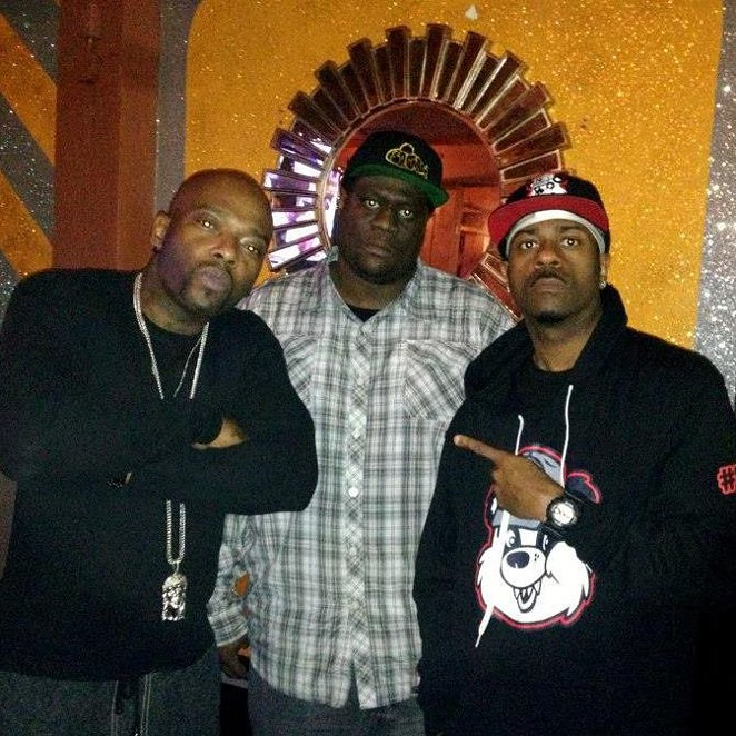 MAD1NE & NAUGHTY BY NATURE 2012/FACEBOOK