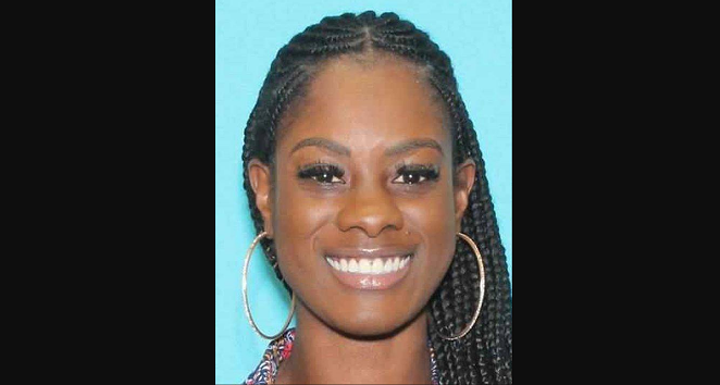 Andreen Nicole McDonald, 29, hasn't been seen since Thursday. Her husband is a suspect in her disappearance. - COURTESY OF BEXAR COUNTY SHERIFF'S OFFICE