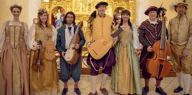 The Austin Troubadours - COURTESY OF INTERNATIONAL MUSIC FESTIVAL