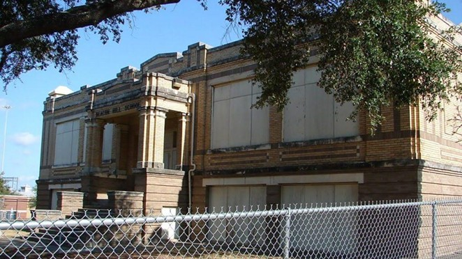 Beacon Hill Elementary was closed in 1999 to open Beacon Hill Academy next door. - SAN ANTONIO CONSERVATION SOCIETY
