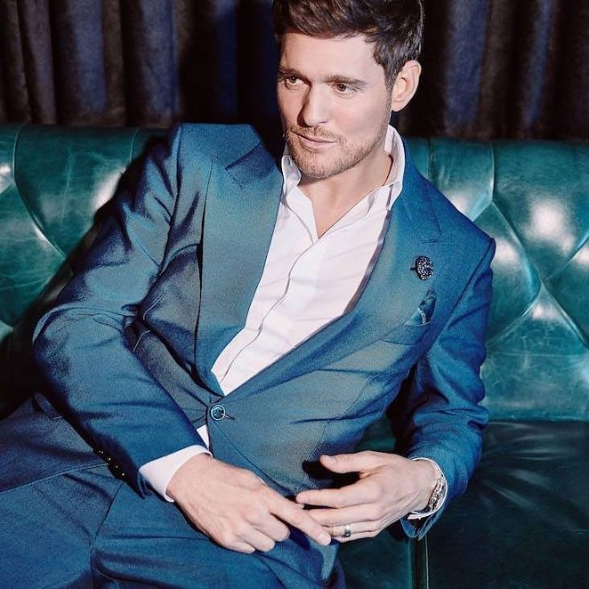 FACEBOOK, MICHAEL BUBLE