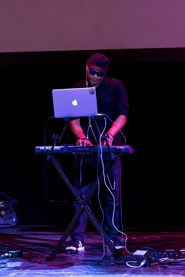 Aztec Theater Performance - DJ TANDEM/FACEBOOK