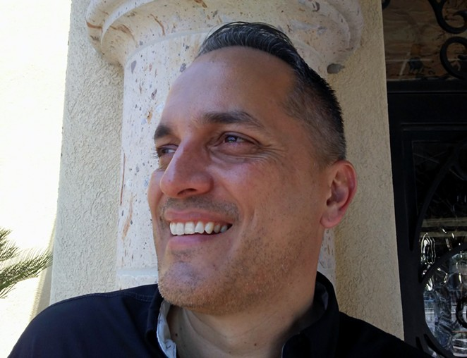 District 6 Councilman Greg Brockhouse - JADE ESTEBAN ESTRADA