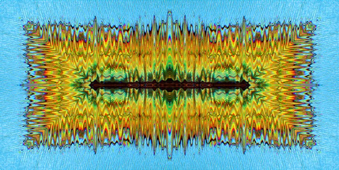 """Palm Vibrations"" - ANSEN SEALE"