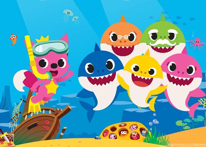 COURTESY BABY SHARK LIVE