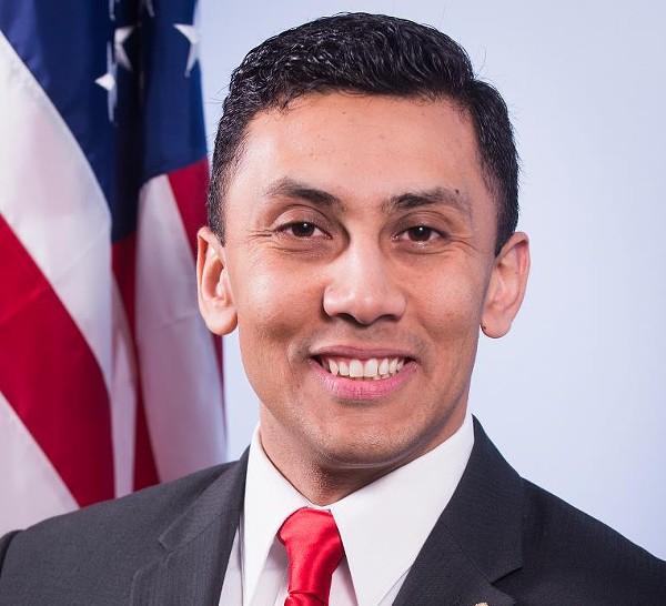 Former San Antonio councilman Cris Medina - FILE PHOTO