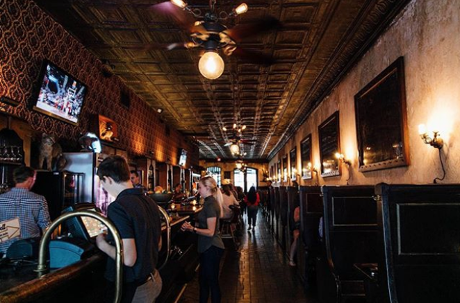 The Esquire Tavern is looking for a new chef after Brooke Smith's departure. - INSTAGRAM / ESQUIRETAVERNSA