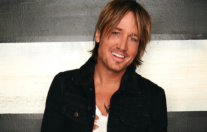 FACEBOOK, KEITH URBAN