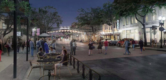 REATA Real Estate plans to revive St. Paul Square with new restaurants and nightlife options. - COURTESY PHOTO / REATA