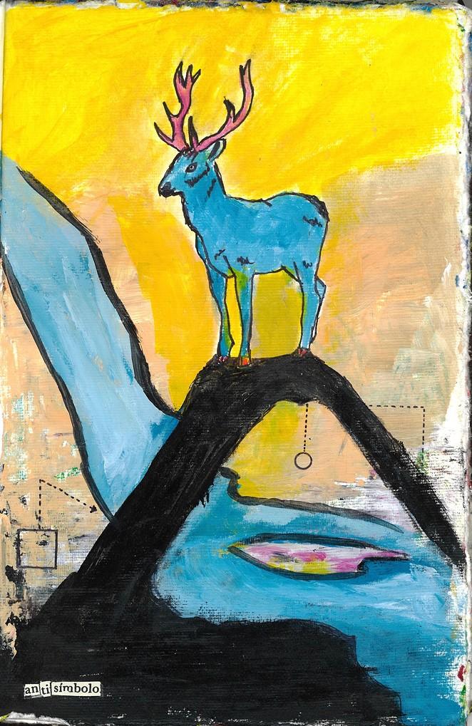 Octavio Quintanilla - FACEBOOK / SOUTHWEST SCHOOL OF ART