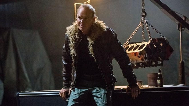 Michael Keaton as the Vulture - SONY PICTURERS HOME ENTERTAINMENT