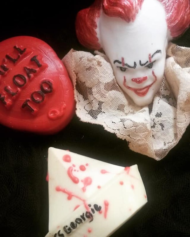 IT soaps by SoilNature - FACEBOOK / LA LLORONA
