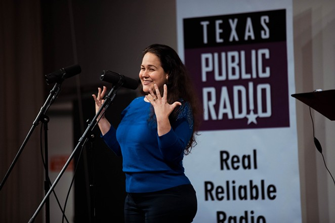 COURTESY OF TEXAS PUBLIC RADIO