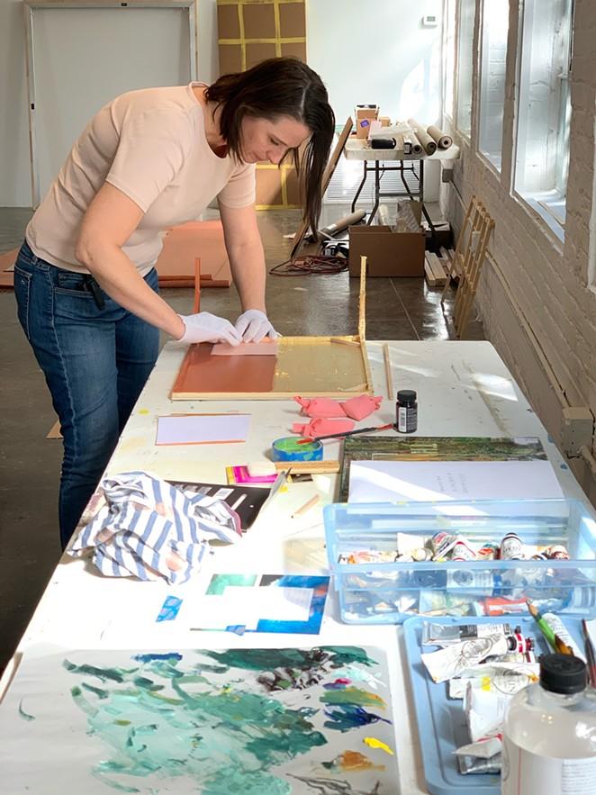 Jessica Halonen - FACEBOOK / ARTPACE SAN ANTONIO