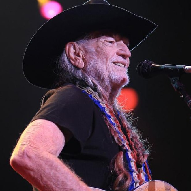 FACEBOOK / WILLIE NELSON